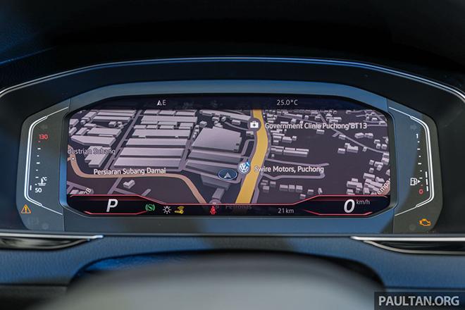 Volkswagen Passat 2020 ra mắt với duy nhất một phiên bản, giá từ 1,072 tỷ đồng - 7