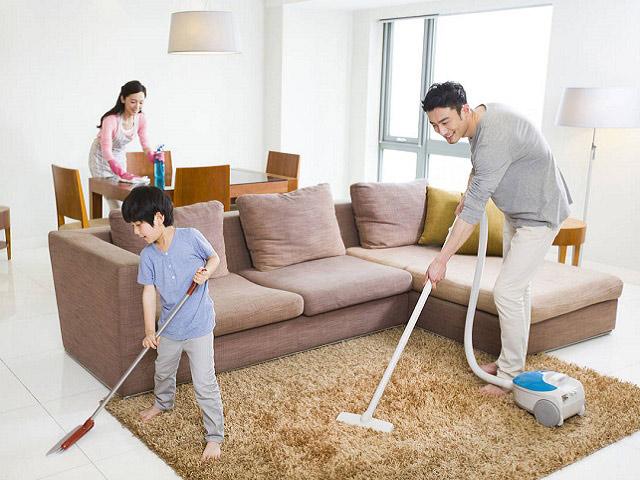 Bí quyết dọn nhà sạch bong trong chớp mắt đón Tết Canh Tý - 1