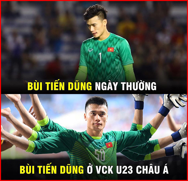 Bùi Tiến Dũng xuất thần, fan mơ U23 Việt Nam tạo nên kỳ tích - 1