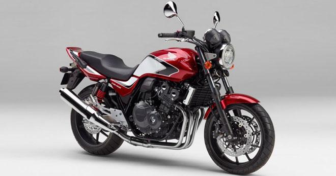 """Huyền thoại Honda CB400 sắp sửa được """"nâng cấp"""": fan có phấn khích? - 1"""