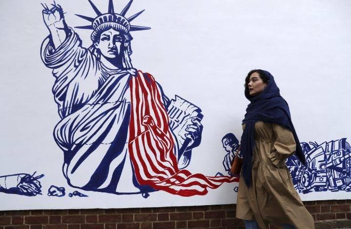 """Những """"thùng thuốc nổ"""" đằng sau sự xuống thang giữa Iran và Mỹ - 1"""