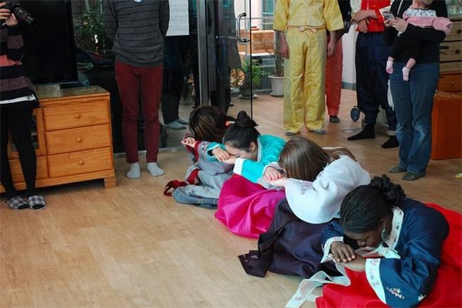 Phong tục đón tết âm lịch tại Hàn Quốc - 1