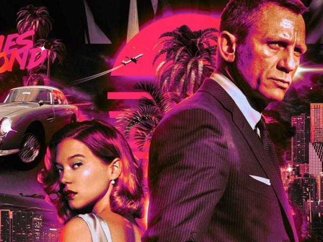 James Bond đe dọa soán ngôi bom tấn của Fast & Furious 9