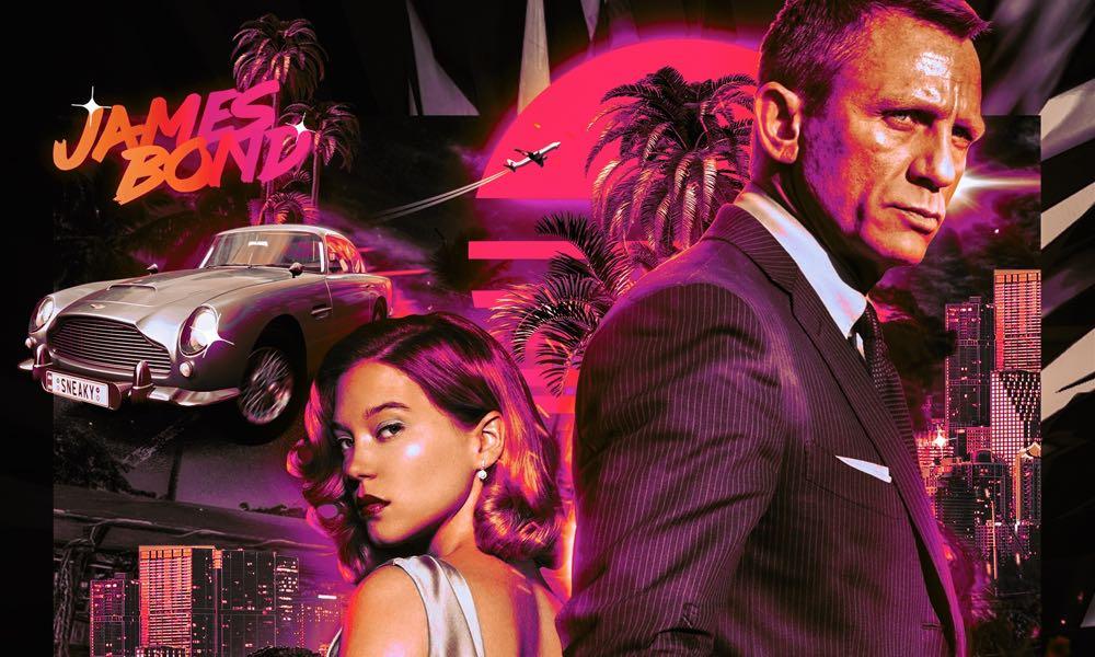 James Bond đe dọa soán ngôi bom tấn của Fast & Furious 9 - 1