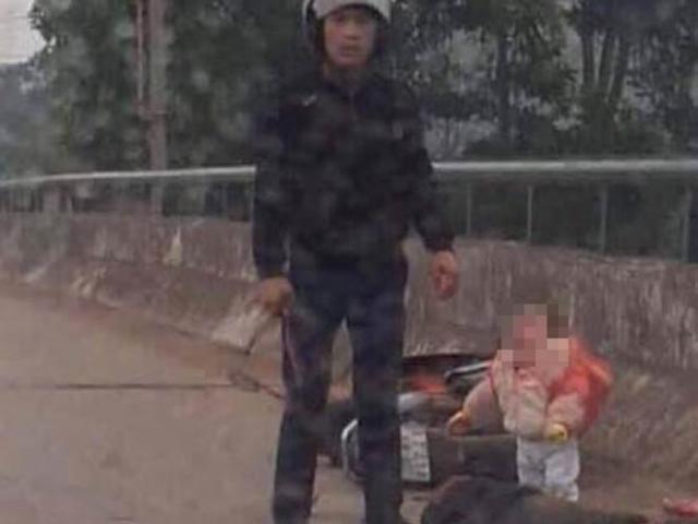 Đối tượng chém phụ nữ trên cầu ở Thái Nguyên là đồng nghiệp cũ của nạn nhân