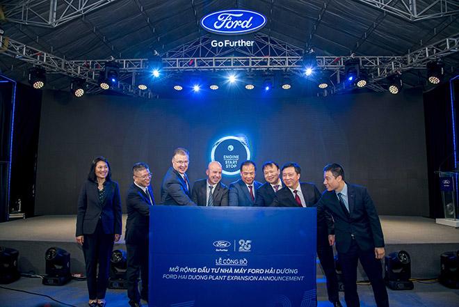 Ford Việt Nam mở rộng nhà máy tại Hải Dương với gói đầu tư khủng - 1