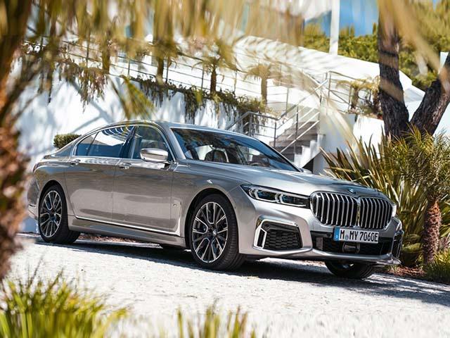 BMW 7-Series 2020 nâng cấp nhẹ, giá bán không đổi