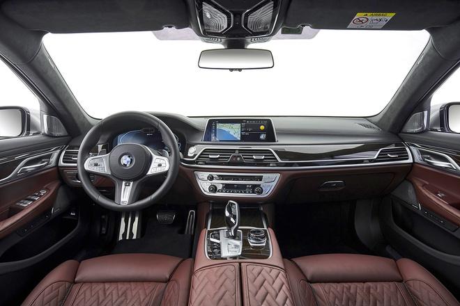 BMW 7-Series 2020 nâng cấp nhẹ, ra mắt tại Thái Lan, giá bán không thay đổi - 2