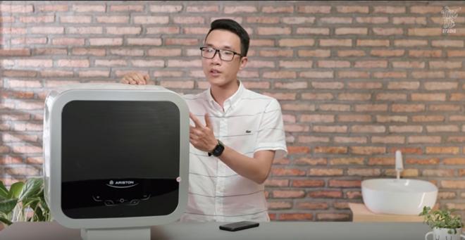 Bình nước nóng Wi-Fi: Giải pháp tiên tiến dành cho các căn hộ thông minh - 1