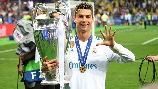 """Ronaldo hưởng lương """"siêu to khổng lồ"""", Juventus oằn lưng mơ Cúp C1 - 1"""