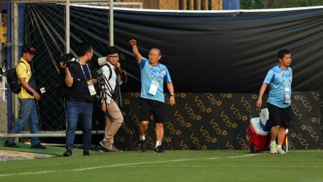 Thầy Park cầu nguyện trước ngày U23 Việt Nam tranh vé tứ kết U23 châu Á - 1