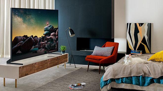 Giới thượng lưu chi hơn 2 tỷ đồng sở hữu dòng TV QLED 8K 98 inch - 1