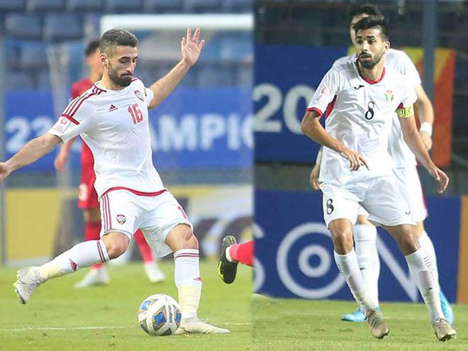 UAE và Jordan có dám thực hiện 'phiên bản' Euro 2004? - 1