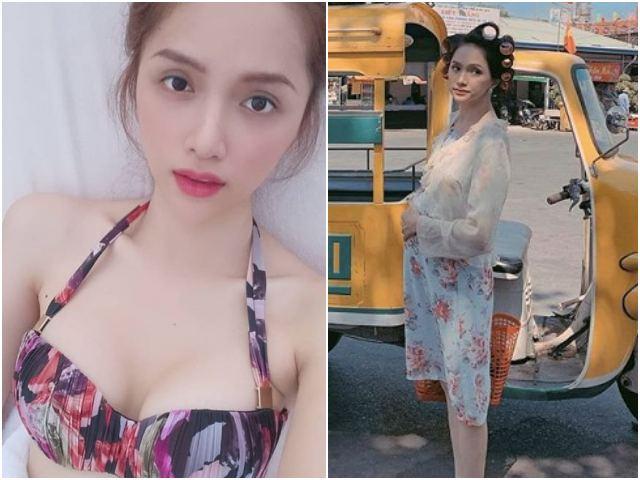 """Sự thật phía sau bức ảnh Hương Giang Idol mang bầu """"trốn"""" sang Thái Lan"""