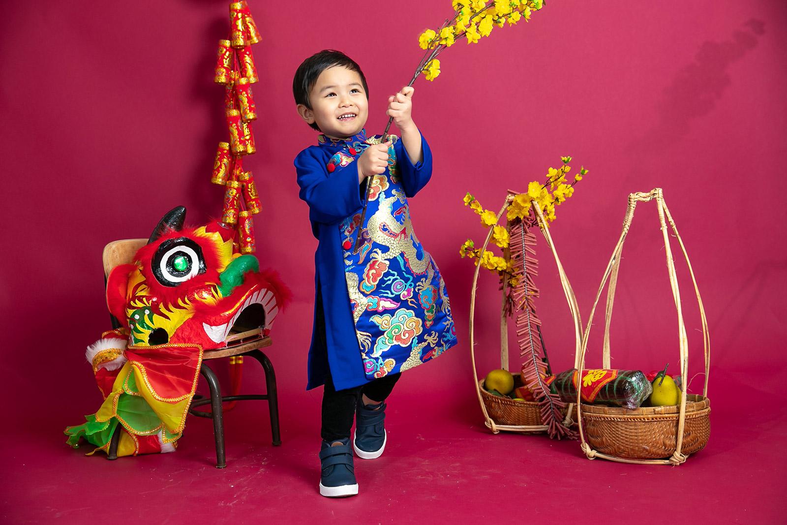 Gần 3 tuổi, con trai Đan Trường đã có công ty riêng, biết nói nhiều ngoại ngữ - 4