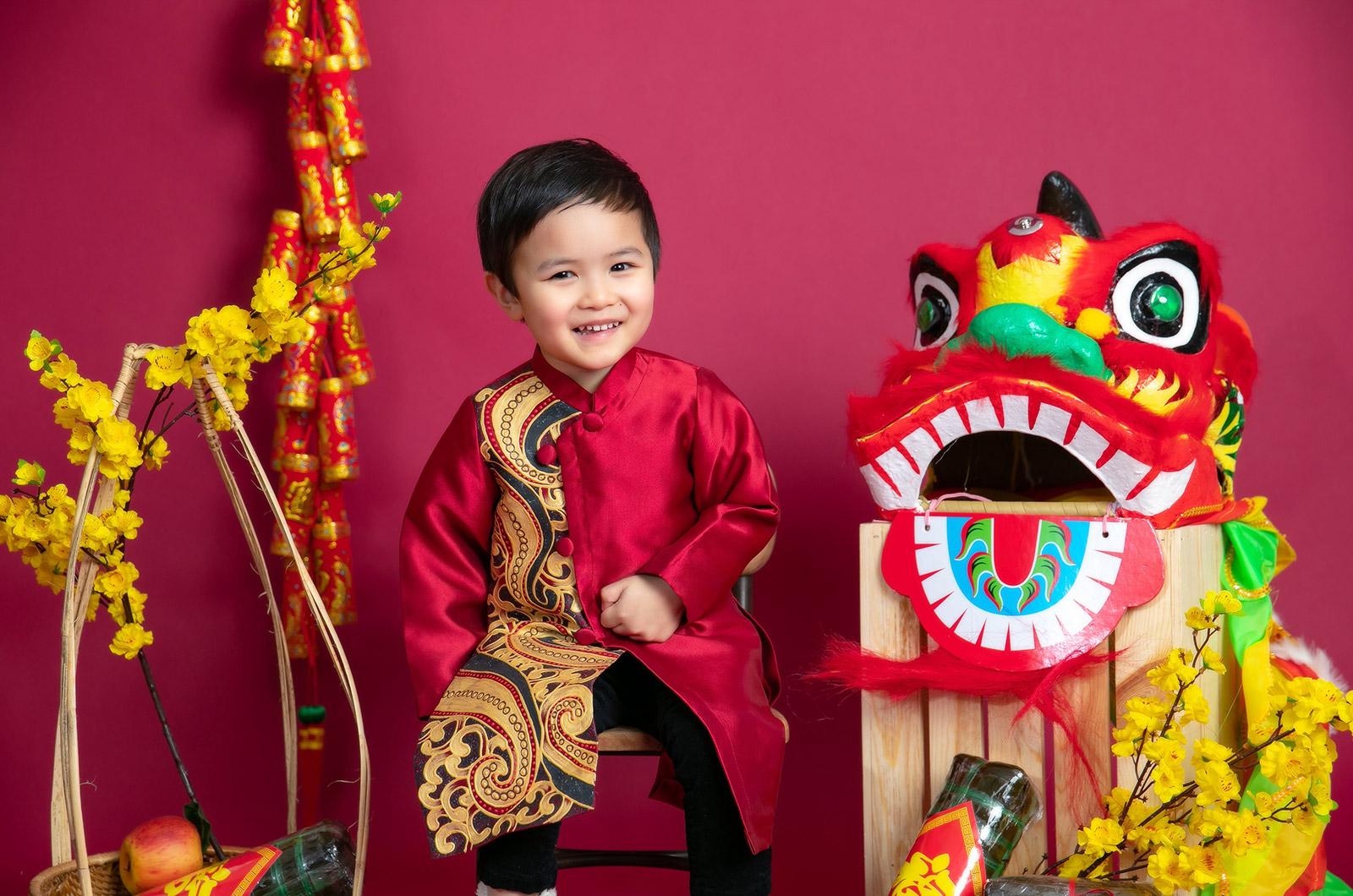 Gần 3 tuổi, con trai Đan Trường đã có công ty riêng, biết nói nhiều ngoại ngữ - 11