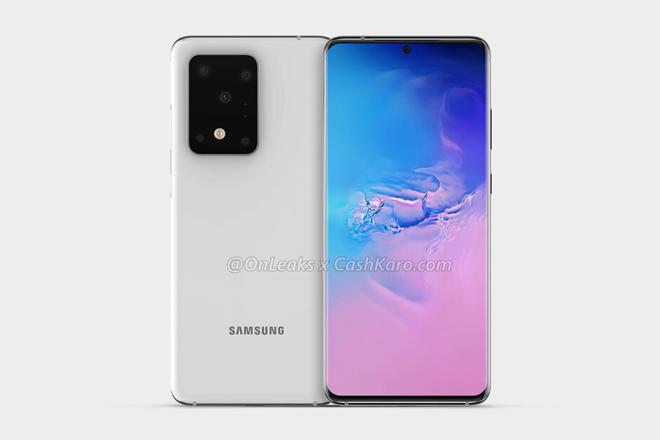 """""""Choáng"""" với bộ nhớ RAM mà Galaxy S20 sẽ mang - 1"""
