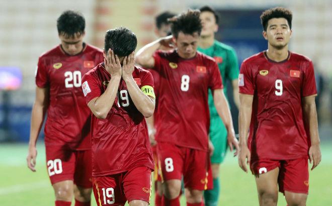 U23 Việt Nam bị loại đáng tiếc: Quang Hải ôm mặt như muốn khóc - 1