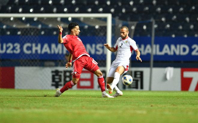 Video highlight trận U23 Jordan - U23 UAE: Bàn gỡ quý giá, kịch bản như mơ - 1