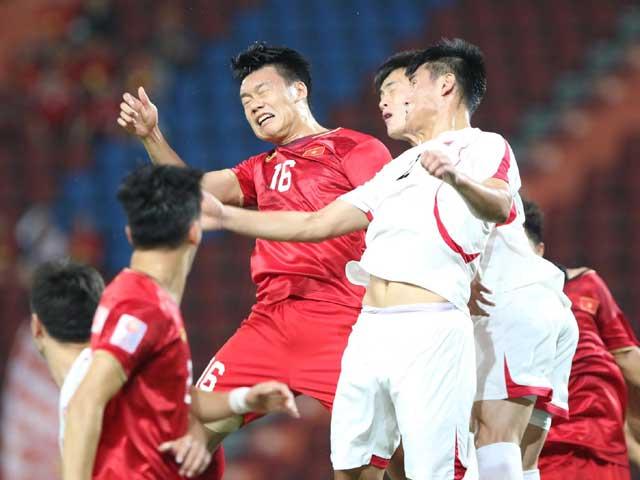 Video highlight trận U23 Việt Nam – U23 Triều Tiên: Tưng bừng đầu trận, 2 sai lầm định đoạt - 1