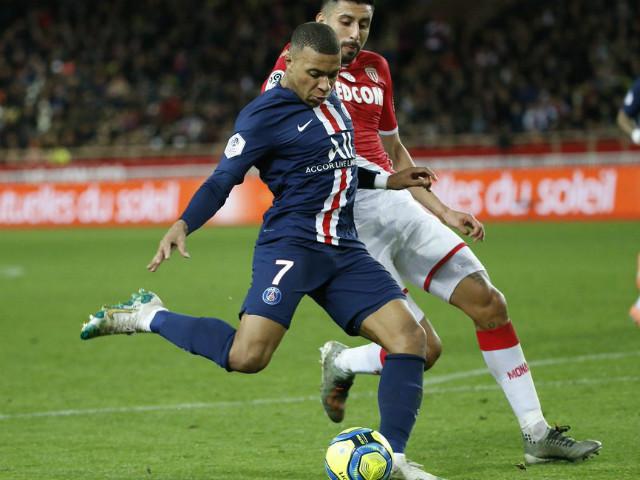 """Bóng đá - Video highlight trận Monaco - PSG: """"Song sát"""" Mbappe - Neymar thăng hoa rực rỡ"""