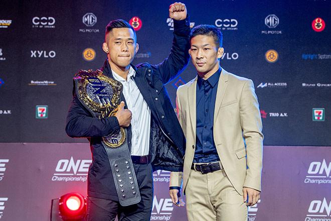 """2 võ sĩ gốc Việt đại chiến MMA châu Á: Martin Nguyễn """"cược đai"""" đấu Thanh Lê - 1"""