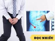 Tin tức sức khỏe - Đi tiểu 2 - 3 lần/ đêm - Chuyên gia cảnh báo nhiều bệnh nguy hiểm