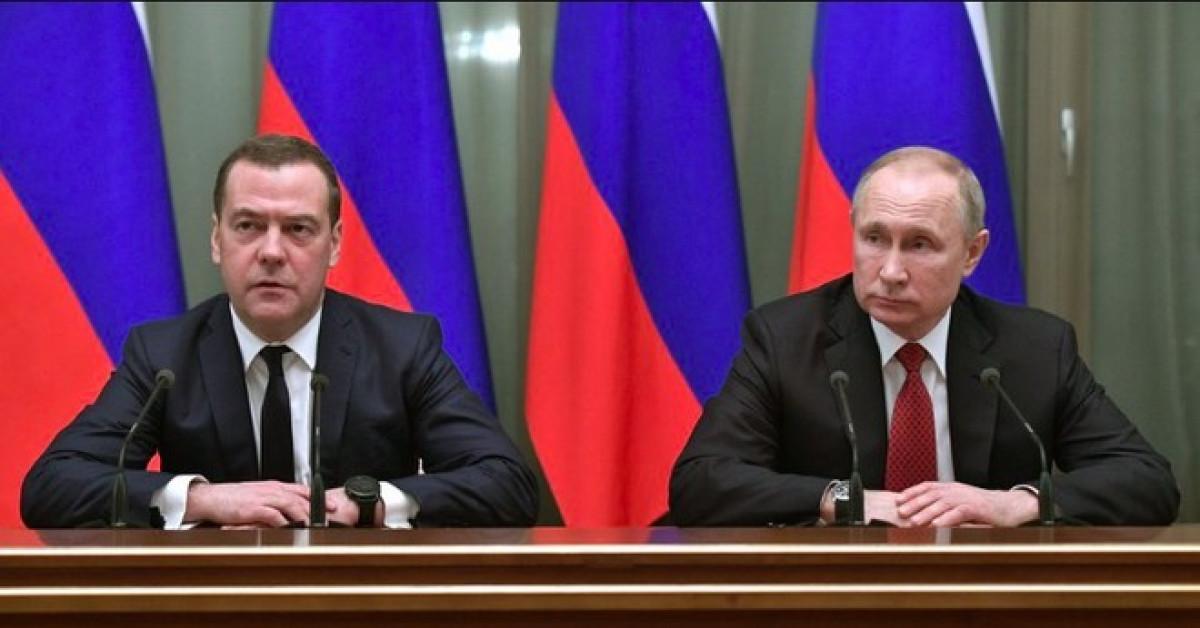"""Giải mã kế hoạch """"táo bạo"""" thay đổi hệ thống chính trị Nga của ông Putin - 1"""