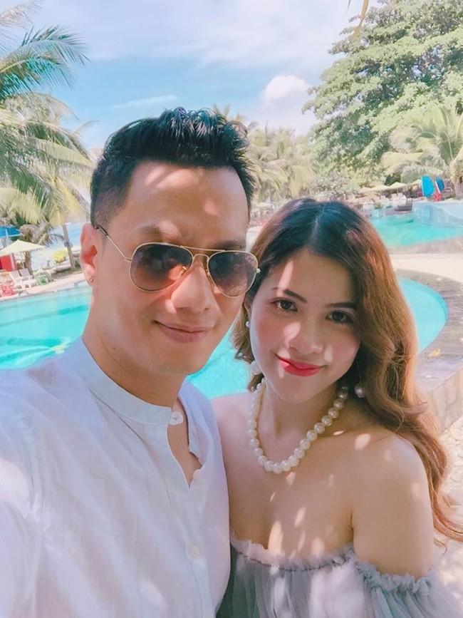Bị nghi có bạn trai mới, vợ cũ Việt Anh chính thức lên tiếng - 1