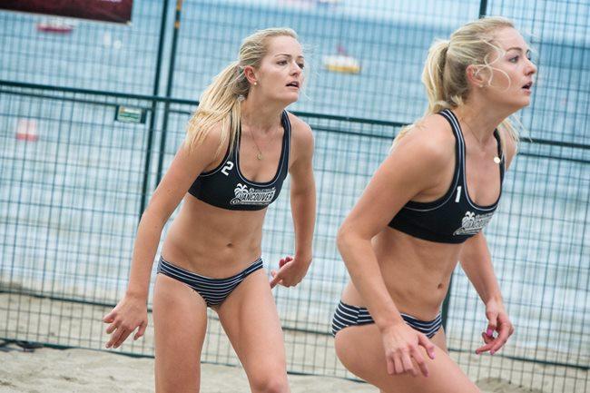 Bóng chuyền bãi biển là một trong số những bộ môn thể thao gợi cảm nhất thế giới.