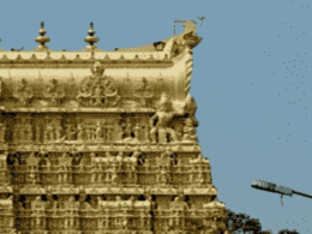 Đây là nơi duy nhất ở Ấn Độ dát hơn nửa tấn vàng, chứa kho báu nghìn tỷ USD