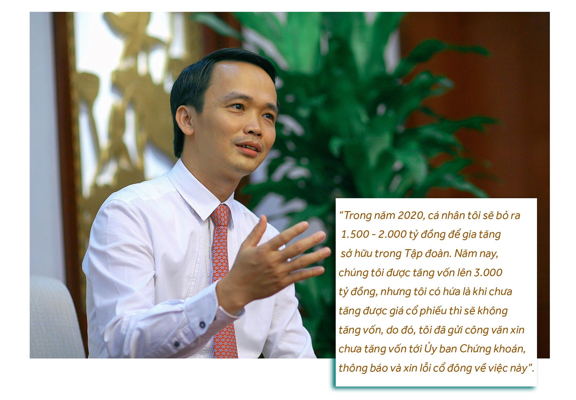 """Tỷ phú Trịnh Văn Quyết: Phát ngôn """"sốc"""" – Làm cấp tốc - 3"""