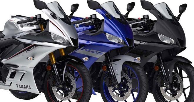 Yamaha YZF-R3 2020 trình làng: Tốc độ đỉnh cao, nhiều tùy chọn màu sắc - 1