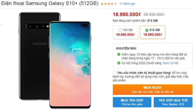 Những smartphone Android giảm giá mạnh ngày Tết ông Táo - 1