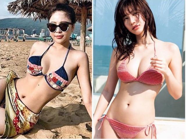 5 vụ lộ ảnh, clip nóng của hot girl châu Á: Trâm Anh xếp số 1