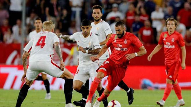 Nhận định bóng đá Real Madrid - Sevilla: Tiếp đà thăng hoa, thừa thắng xông lên - 1