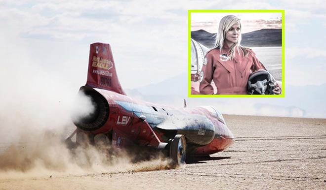 Phóng tốc độ 996km/giờ, nữ tay đua bỏ mạng: Thảm kịch chưa từng có - 1