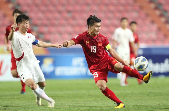 Mật thư thầy Park gửi Quang Hải viết gì khi U23 Việt Nam thua Triều Tiên? - 1