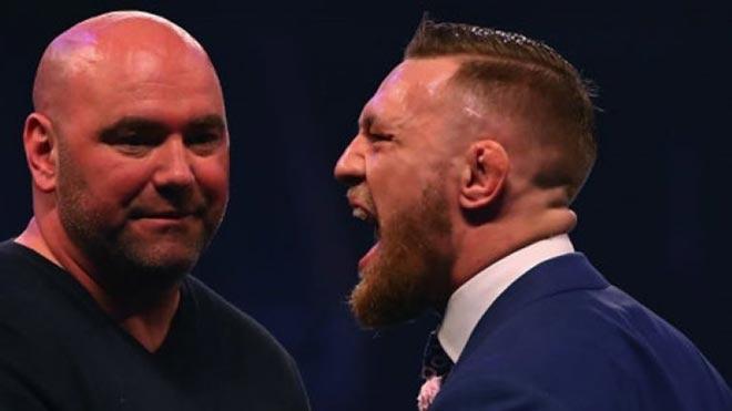 """""""Gã điên"""" McGregor đấu võ nhận 80 triệu USD: """"Bố già"""" UFC chốt câu xanh rờn - 1"""