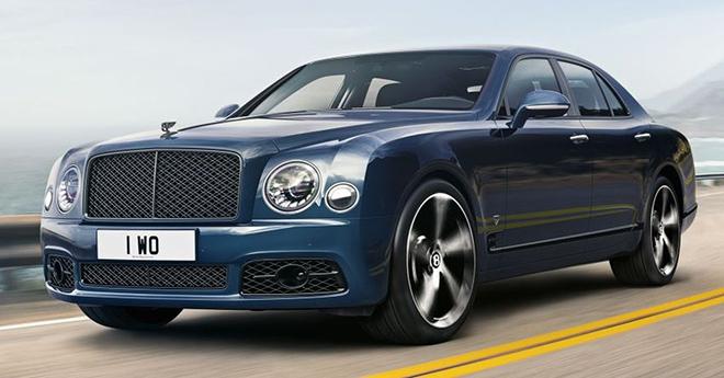Chiêm ngưỡng Bentley Mulsanne 6.75 Edition sản xuất giới hạn 30 chiếc toàn cầu - 1