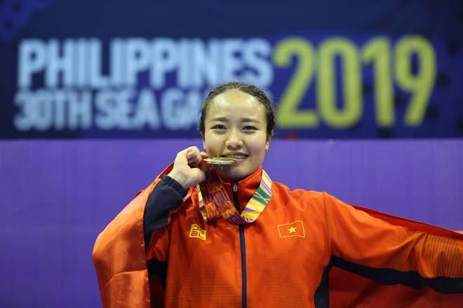 Một năm vàng của thể thao Việt Nam - 1