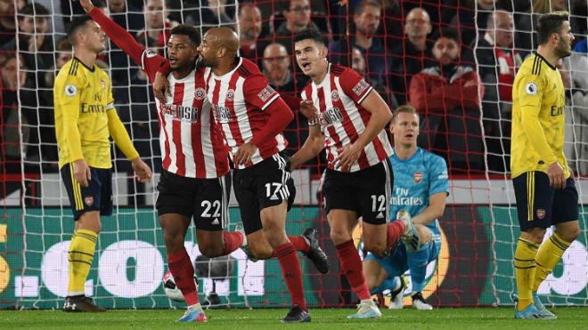 """Nhận định bóng đá Arsenal – Sheffield United: """"Pháo thủ"""" dằn mặt Chelsea, """"ngựa ô"""" mơ vượt MU - 1"""