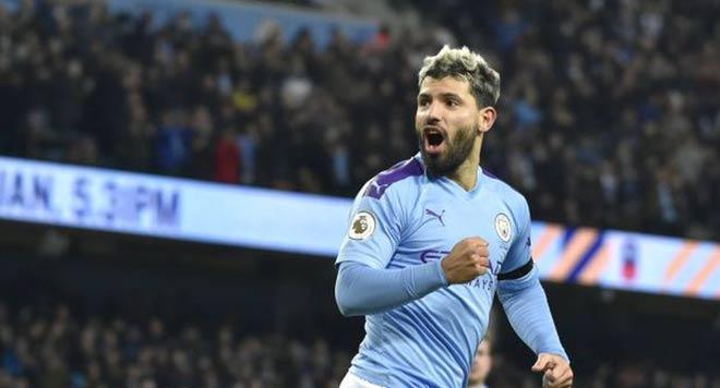 """Nhận định bóng đá Man City - Crystal Palace: Aguero săn cột mốc khủng, thắng """"hủy diệt"""" - 1"""
