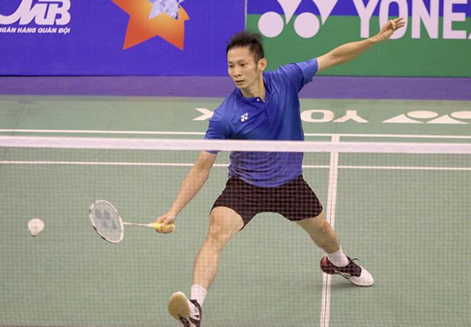 Tiến Minh bỏ Tết vì vé Olympic: So tài Chen Long, Lin Dan - 1