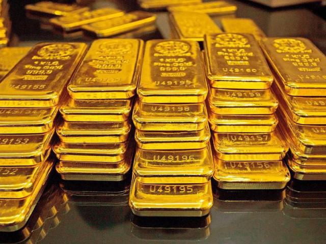 Cuối tuần, giá vàng đồng loạt tăng trở lại