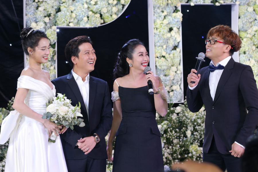 Nữ MC trong đám cưới chính là người Trường Giang yêu thầm 17 năm giờ ra sao - 1