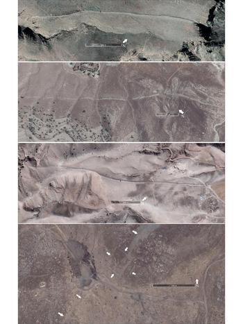 Phát hiện trường thành bí ẩn dài 115 km, 2.000 năm tuổi ở Tây Á - 1