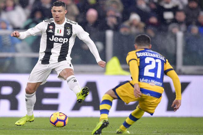 Nhận định bóng đá Juventus – Parma: Ronaldo thăng hoa, hướng về đại tiệc - 1
