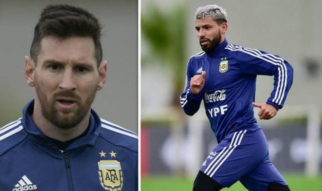 Tin HOT bóng đá tối 19/1: Messi bất ngờ chọn Aguero thay Suarez ở Barca - 1
