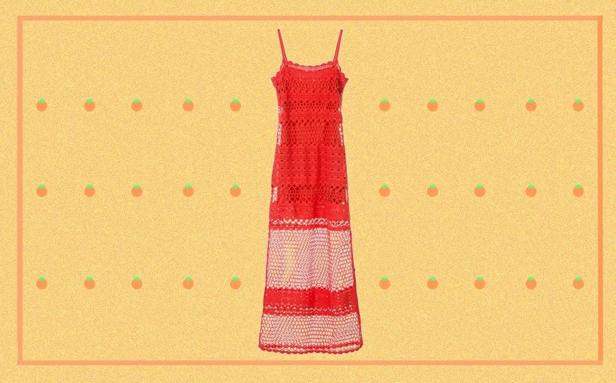 Chỉ sắm được mỗi chiếc váy đỏ mới, mix sao cho mới lạ suốt 3 ngày Tết? - 1